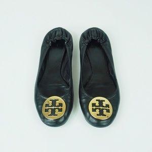 Tory Burch Reva Flats Size 10